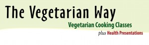 The vegetarian way